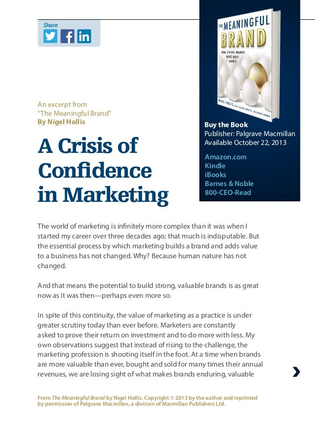That is where this book comes in—to provide a clearly documented roadmap to make sure that your brand is adding sustainabl...