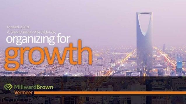 Millward Brown Vermeer's Promise 2 Unleashing brand-led business growth