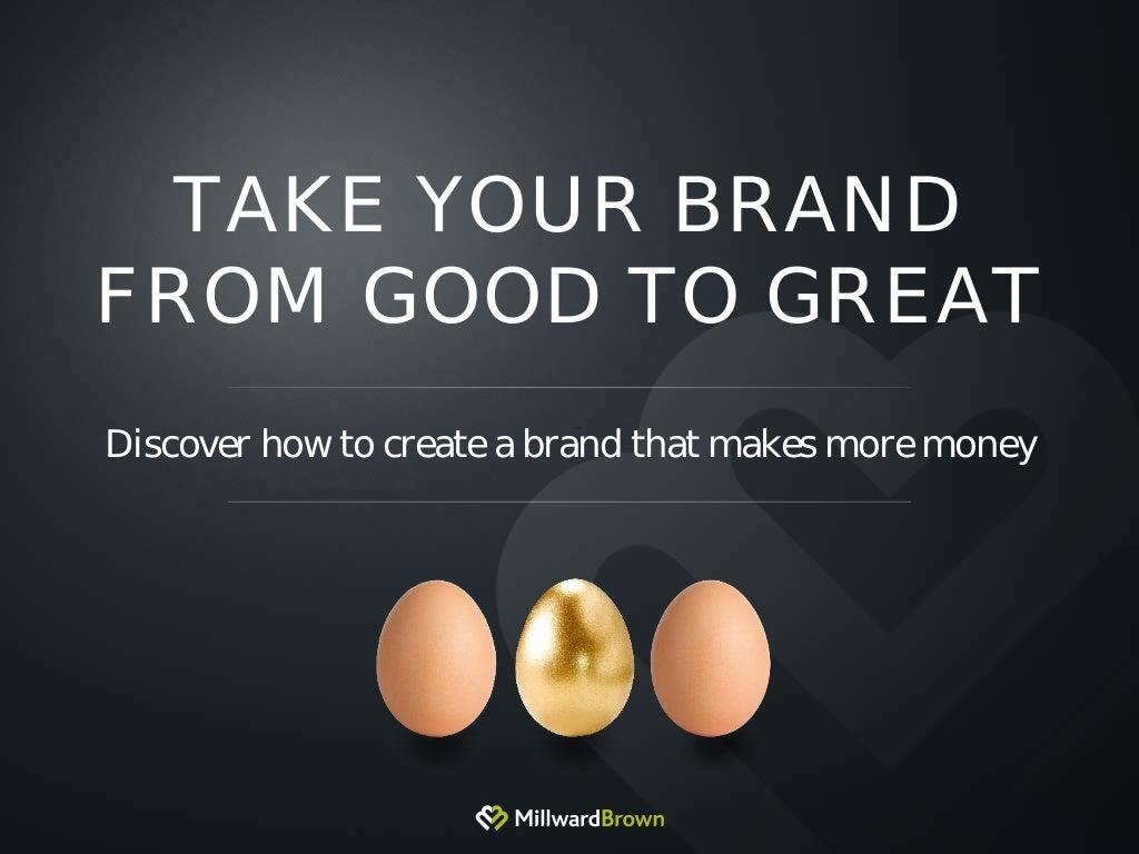 Millward Brown Saudi Arabia - The Meaningful Brand