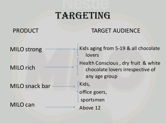 horlick segmentation With horlicks protein+, gsk consumer healthcare is targeting working indian men, who the company believes are protein deficient.