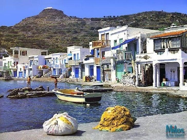 Milos Island - Greece