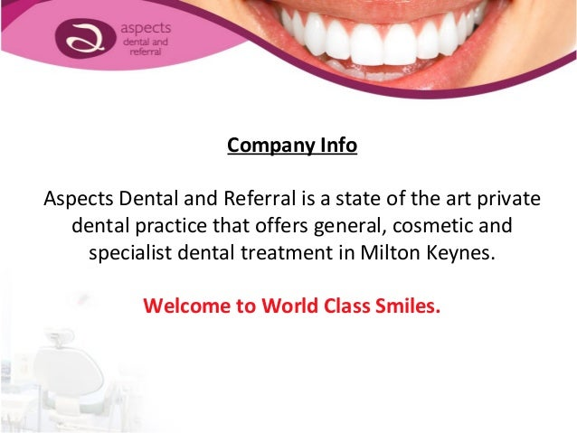 Milton Keynes Dentists Dentist In MK Aspects Dental