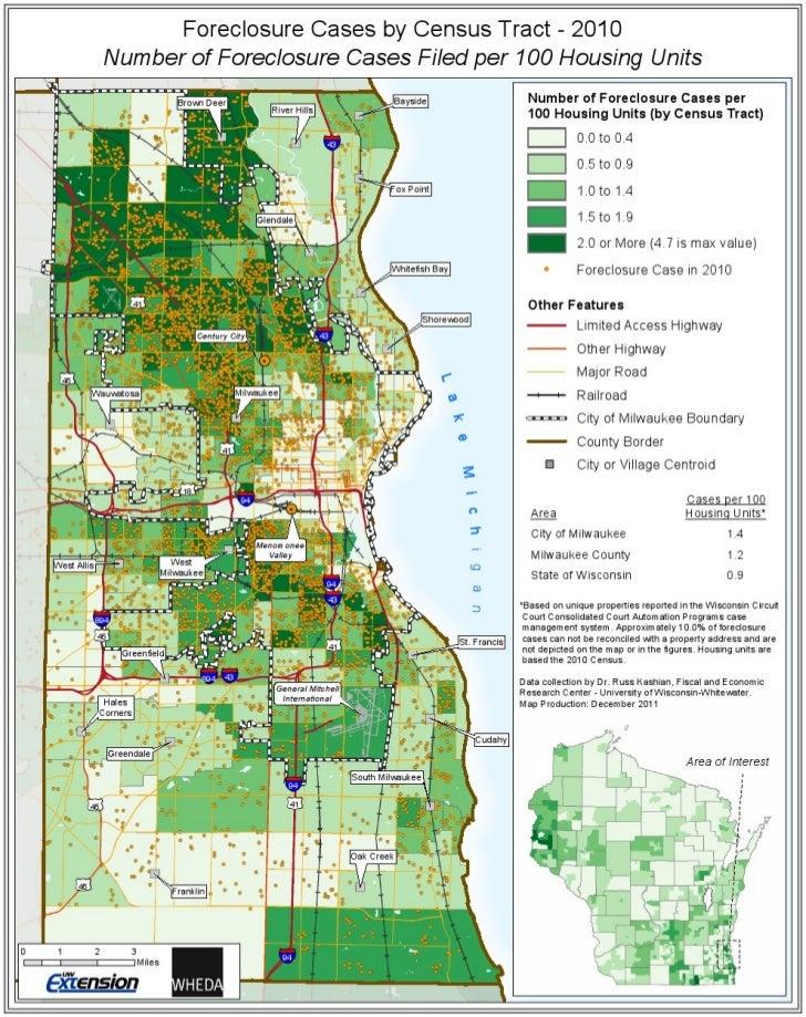 Milwaukee foreclosures