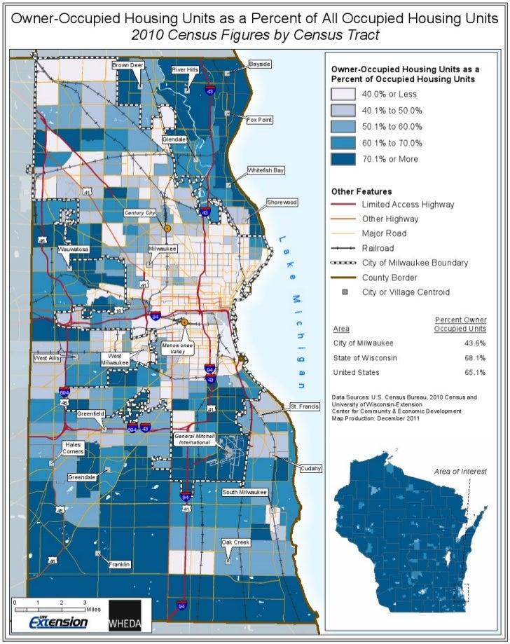 Milwaukee owner occupied_housing