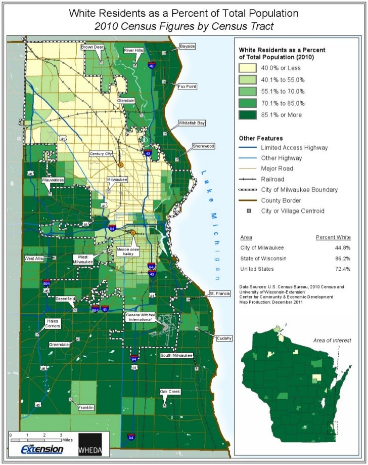 Milwaukee white census_tract