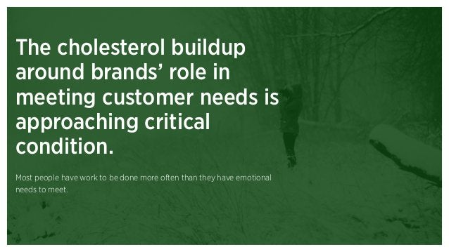 Theme 4: We need actionable measures we can use to evaluate our investment in the customer experience.