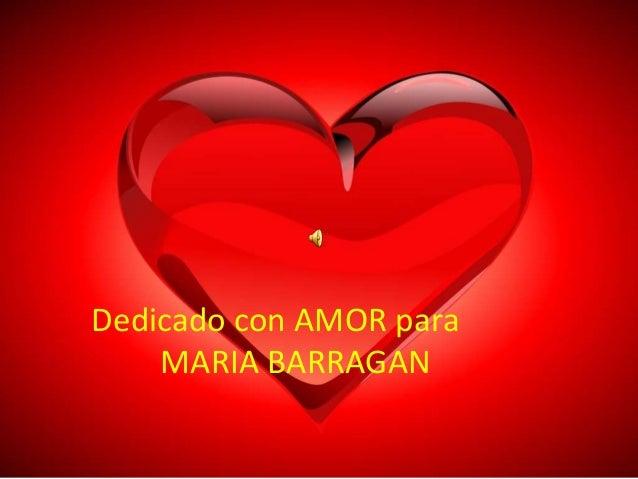 Álbum de fotografías por ACER Dedicado con AMOR para MARIA BARRAGAN