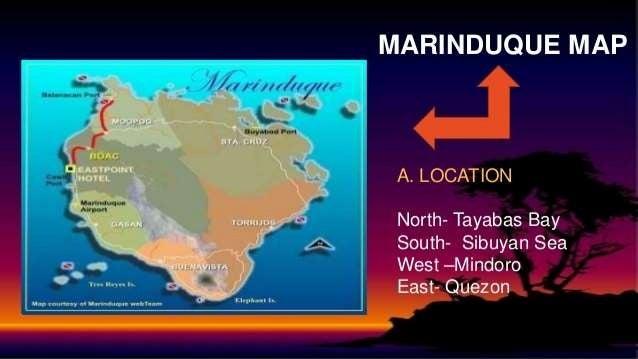 Region Iv B Mimaropa Geography