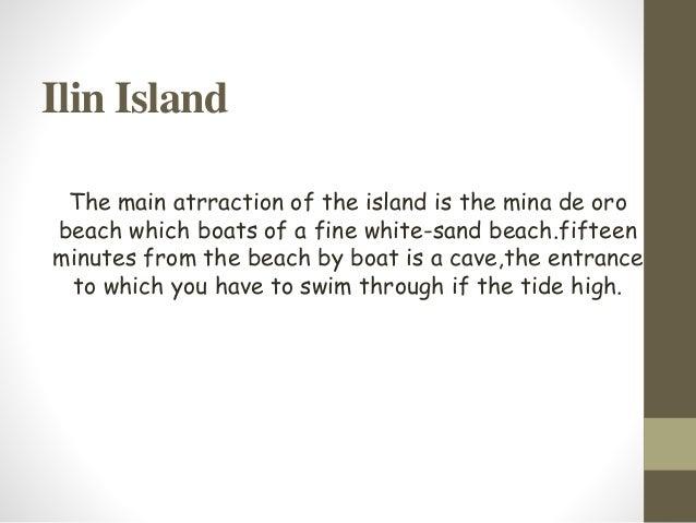 "Buyayao Island It is a rocky island, except for the area facing Buyayao Peninsula. Big snakes called ""sobre kama"" are foun..."