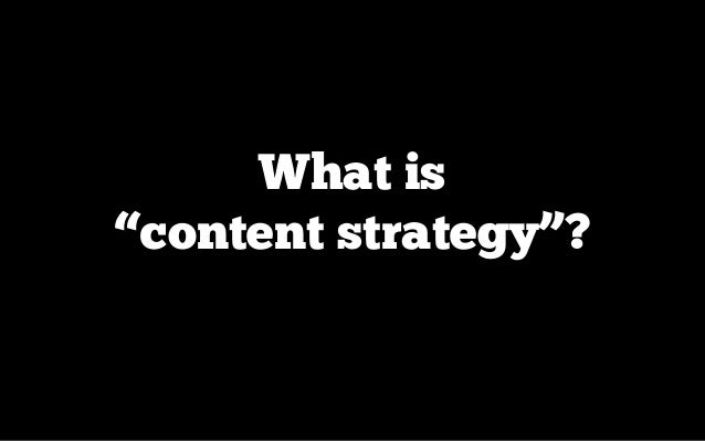 Content Strategy 2015: Marketing, Mobile, and the Enterprise Slide 2