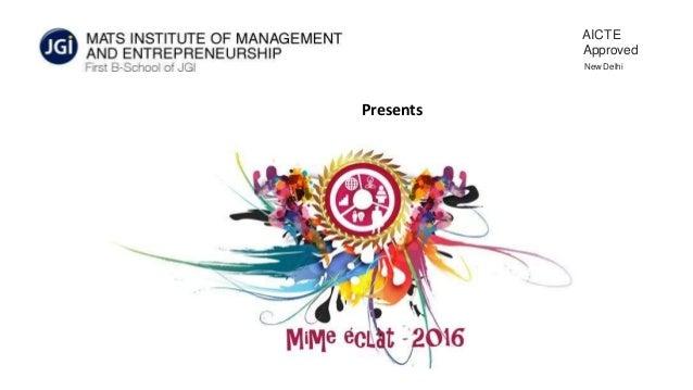 AICTE Approved New Delhi Presents
