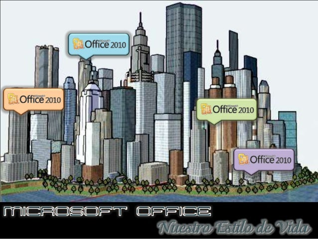 Microsoft                                        Si!, para mi   Office, es                                    también. Y m...