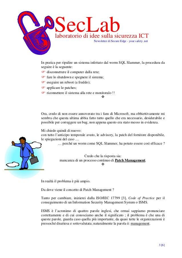 Minaccie Vere Vulnerabilita Evitabili Slide 3
