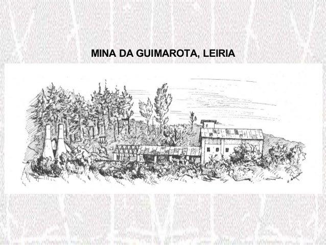 MINA DA GUIMAROTA, LEIRIA