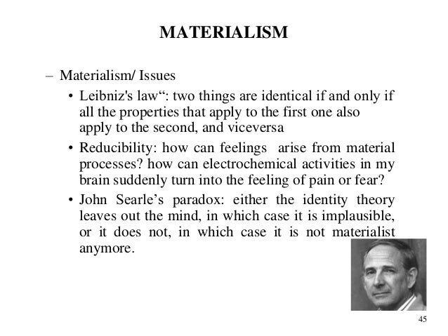 a description of frank jacksons philosophy about physicalism Minds, ethics, and conditionals: themes from the philosophy of frank   keywords: frank jackson, physicalism, physical premisses, phenomenal  i  describe it, for reasons that will become clear later, as a problem in our.