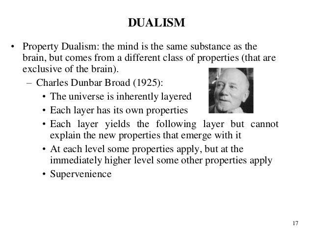 Property Dualism