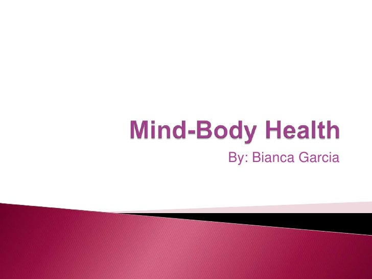 A healthy mind plus a healthy body equals a happy life ... |Mind Body Health