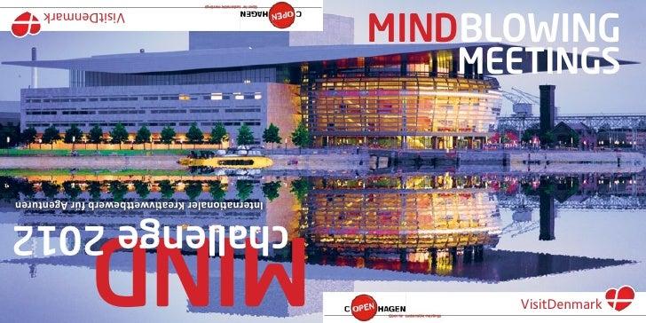 VisitDenmarkVisitDenmark                           MIND                           challenge 2012                          ...