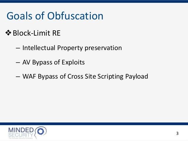 Advanced JS Deobfuscation Slide 3