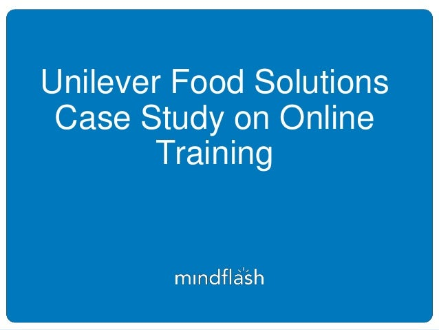 unilever case study brazil solution Case study: unilever mecalux has equipped the unilever warehouse in brazil with both single and double-deep pallet with this solution.