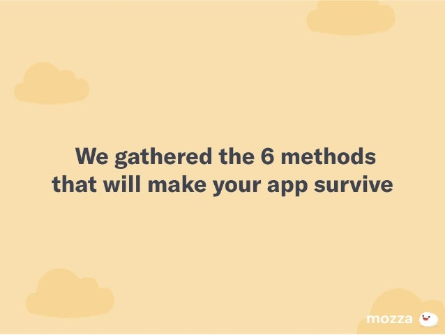 Mobile Apps: How to Survive in the Mindful Era