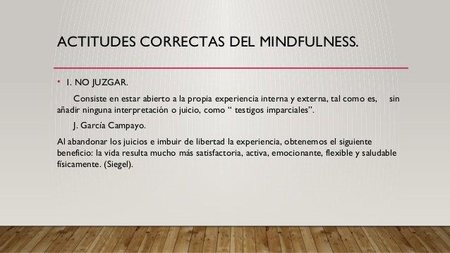 Mindfulness en el aula 1. Slide 3