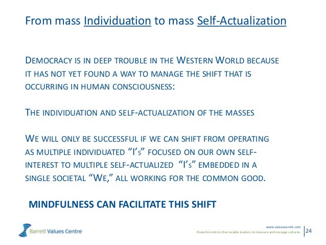 Powerful metrics that enable leaders to measure and manage cultures.www.valuescentre.com24DEMOCRACY IS IN DEEP TROUBLE IN ...