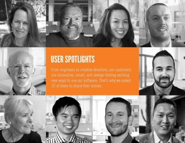 Mindjet User Spotlights 2013