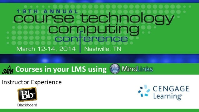 Courses in your LMS using Instructor Experience