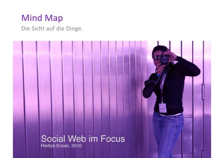 Mind  Map   Die  Sicht  auf  die  Dinge.