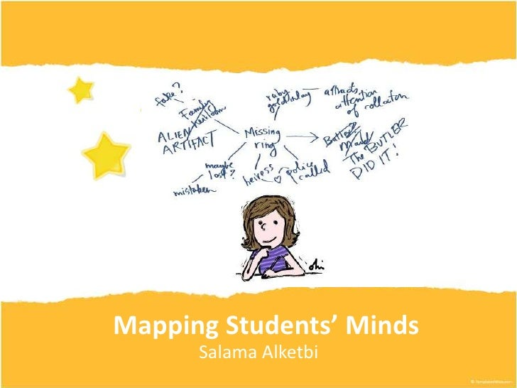 MappingStudents' Minds<br />SalamaAlketbi<br />