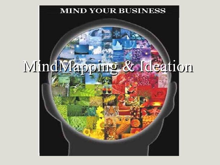MindMapping & Ideation