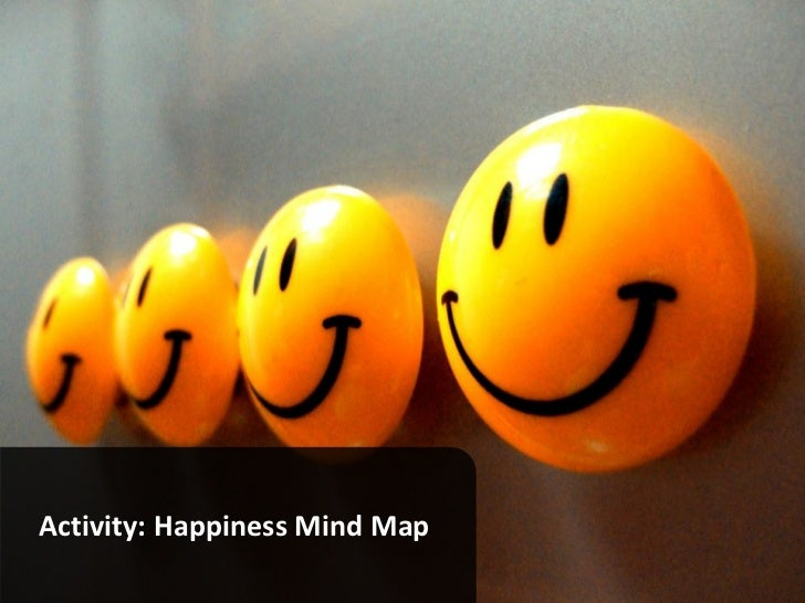Activity: Happiness Mind Map                                    www.marketingsavant.comThe MarketingSavant Group          ...