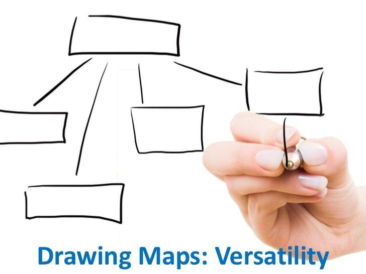 Drawing Maps: VersatilityThe MarketingSavant Group                                 www.marketingsavant.com                ...