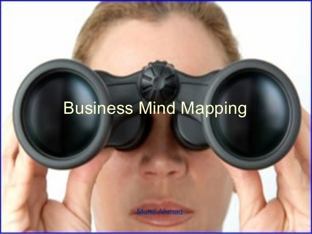 Business Mind Mapping        Munif Ahmad