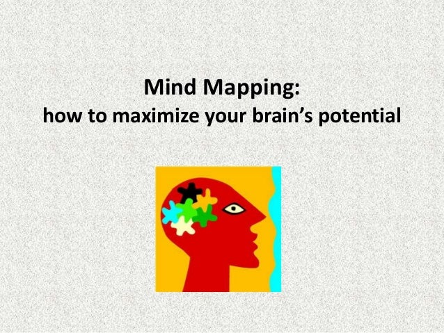 Mind Mapping:how to maximize your brain's potential
