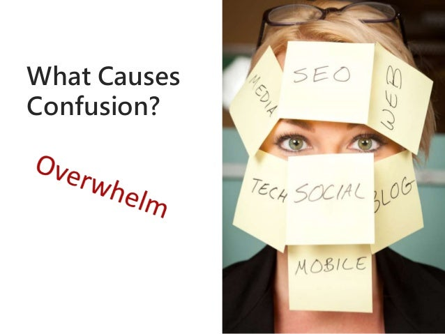 What Causes  Confusion?