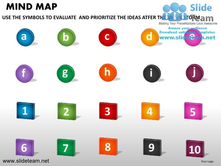 Mind Map Powerpoint Ppt Slides
