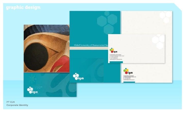 graphic designPT IGMCorporate Identity