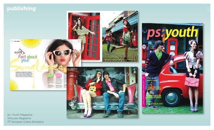 publishingps: Youth MagazineInhouse MagazinePT Senayan Graha Sempana