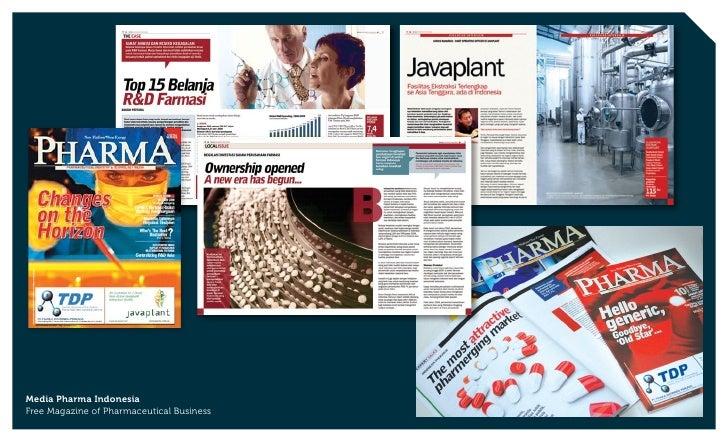 Media Pharma IndonesiaFree Magazine of Pharmaceutical Business