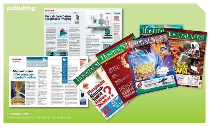 publishingHOSPITAL NEWSFree Magazine of Hospital Management & Business