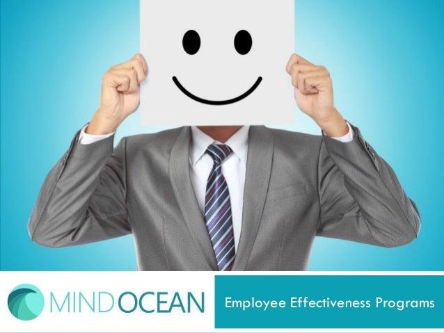 Employee Effectiveness Programs