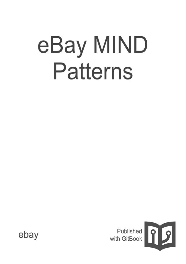 eBay MIND Patterns