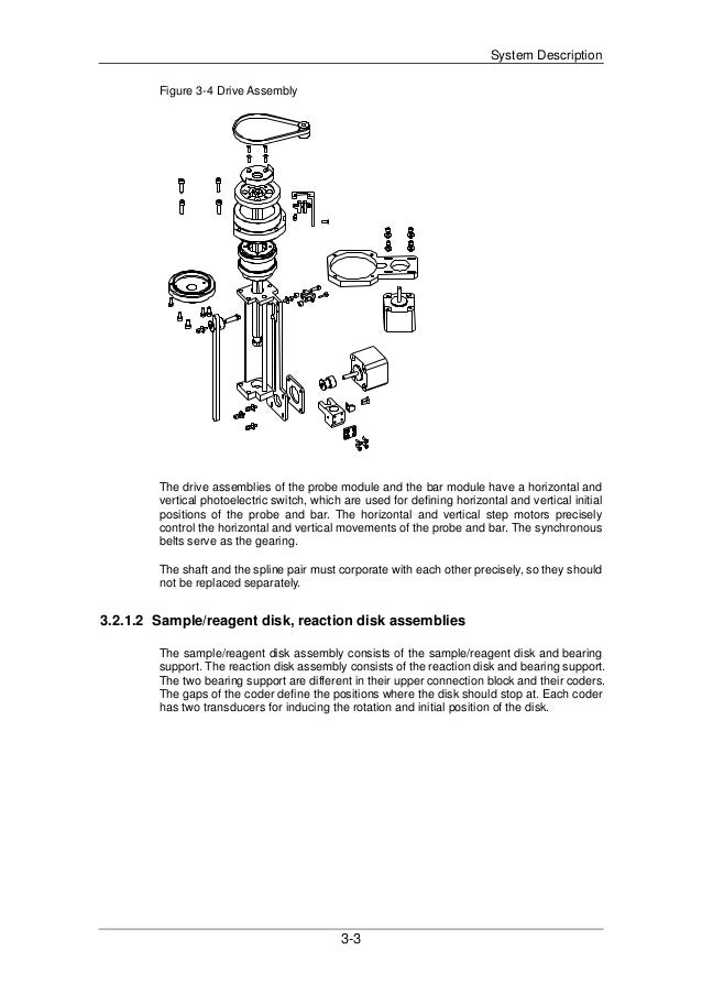 mindray bs 200 service manual rh slideshare net Chemical Reagents Used in Fixation Organic Chemistry Reagents Cheat Sheet