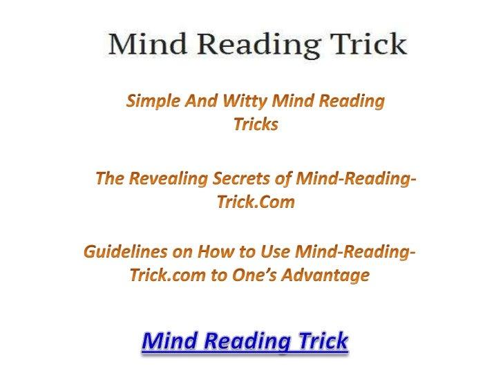 Printables Mind-readingnumbertrick — Mathfunfacts mind reading trick com