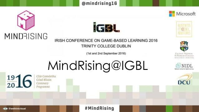 MindRising@IGBL