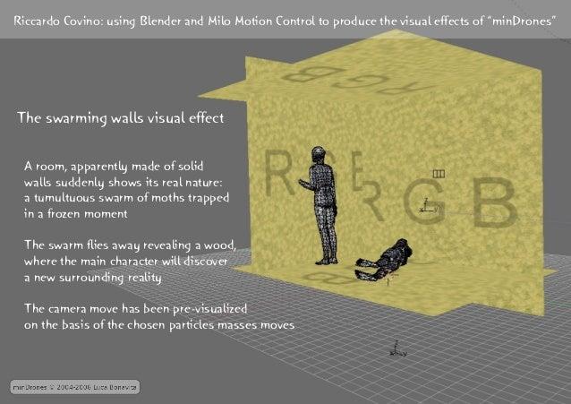 visual effects mit blender  windows