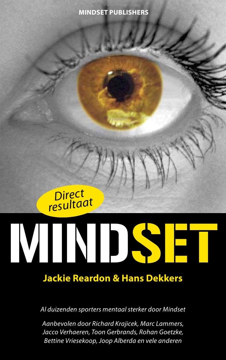 MinDset publisHeRs                   Jackie Reardon                   Hans Dekkers                 Mindset      Directat  ...