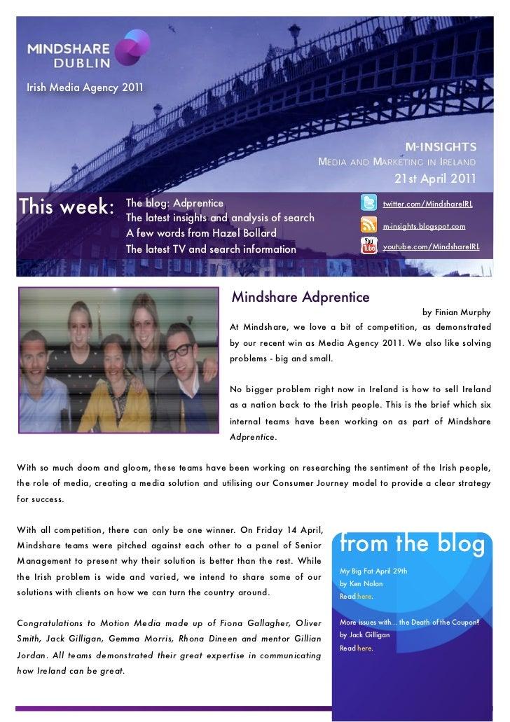 Irish Media Agency 2011                                                                                                  2...